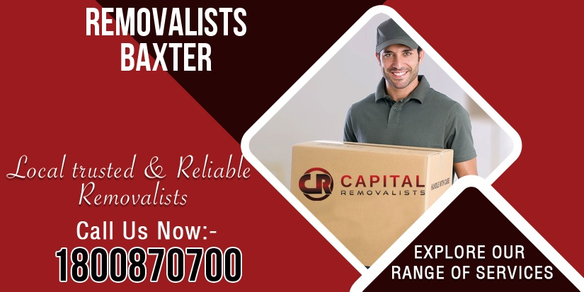 Removalists Baxter