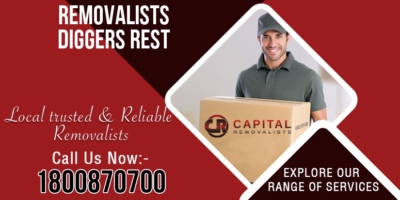 Removalists Diggers Rest
