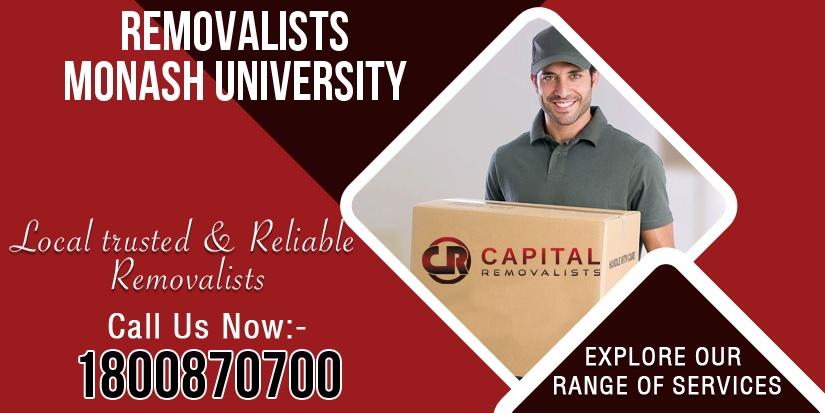 Removalists Monash University