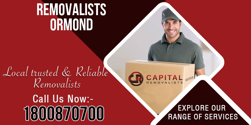 Removalists Ormond