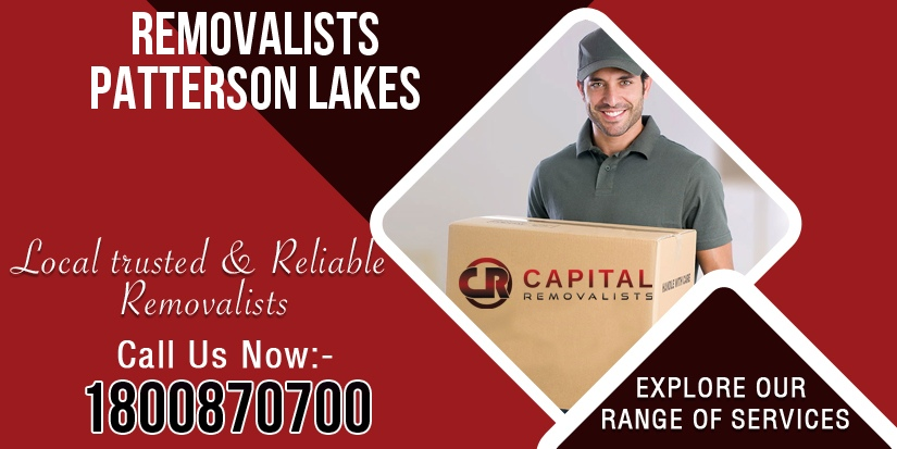 Removalists Patterson Lakes