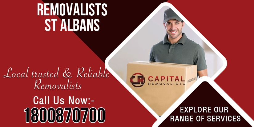 Removalists St Albans