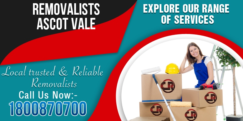 Removalists Ascot Vale
