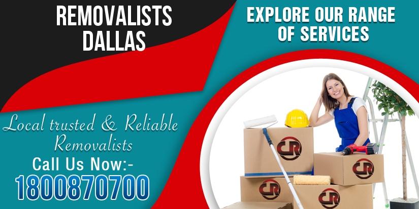 Removalists Dallas