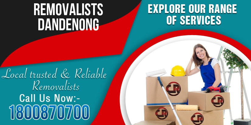 Removalists Dandenong