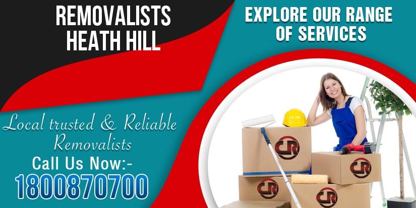 Removalists Heath Hill