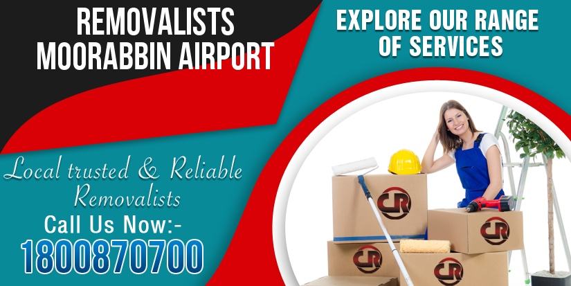 Removalists Moorabbin Airport