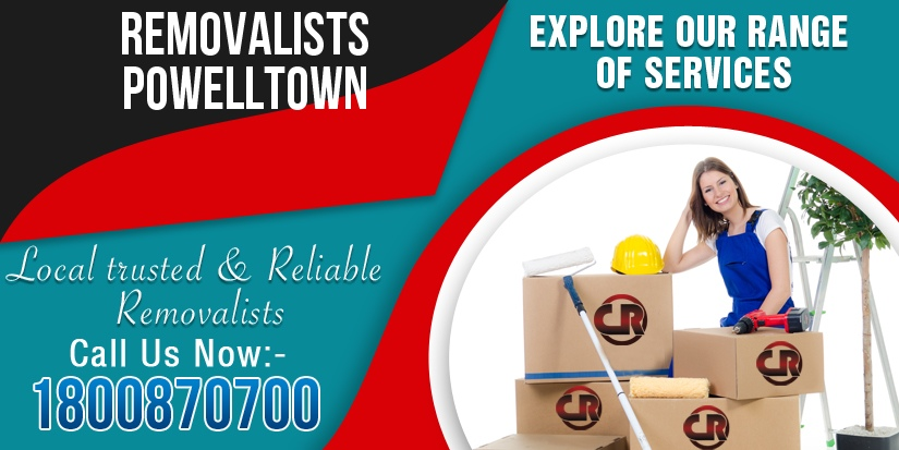 Removalists Powelltown
