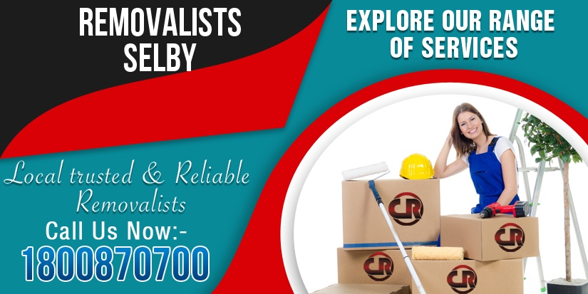 Removalists Selby