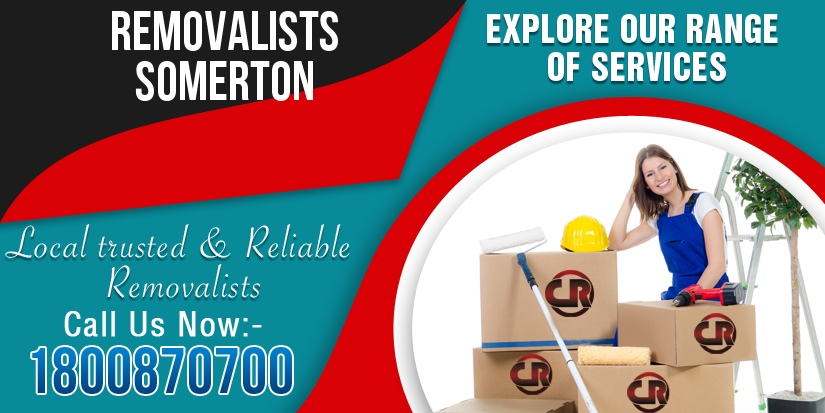 Removalists Somerton