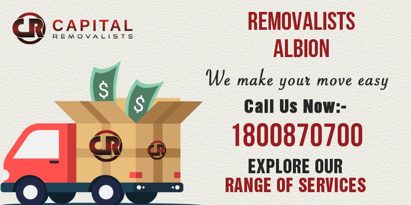 Removalists Albion