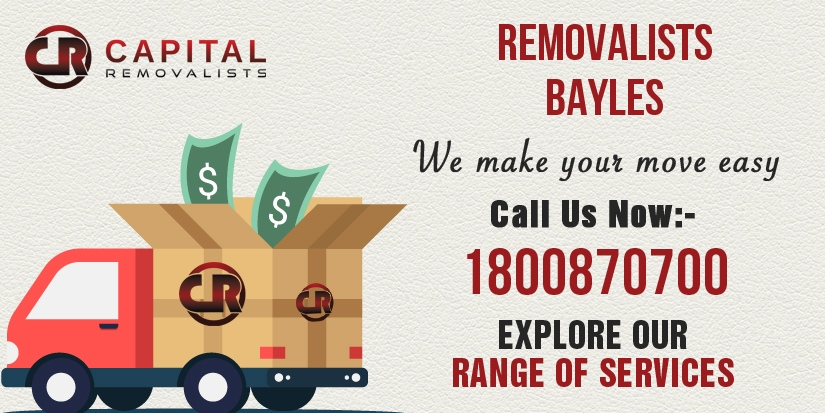 Removalists Bayles