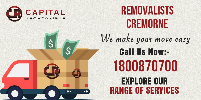 Removalists Cremorne