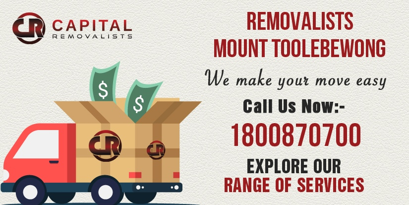 Removalists Mount Toolebewong