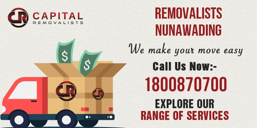 Removalists Nunawading