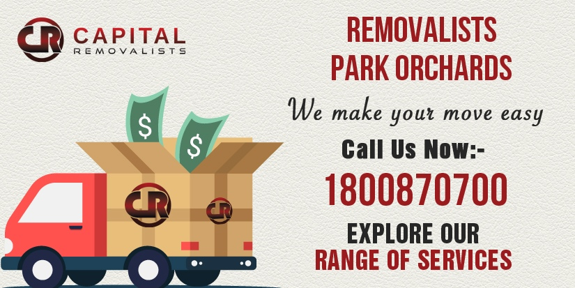 Removalists Park Orchards