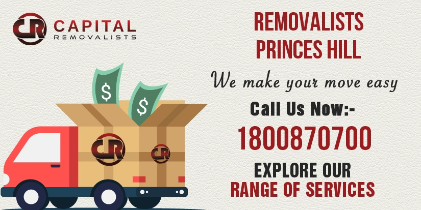 Removalists Princes Hill