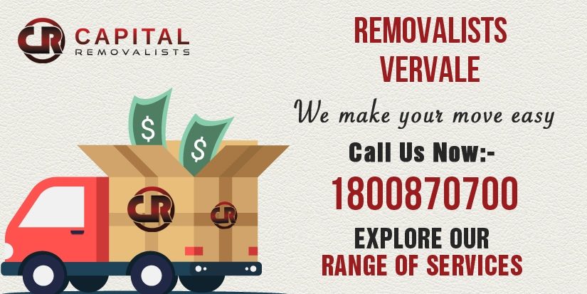 Removalists Vervale