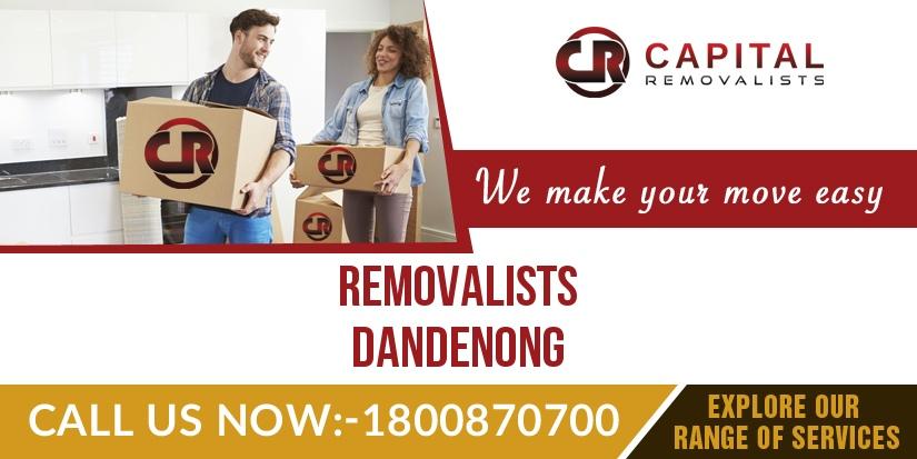 Removalists Dandenong