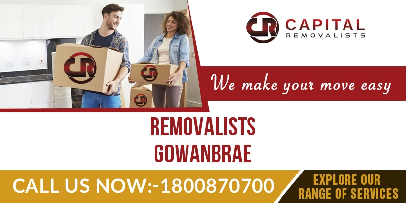Removalists Gowanbrae