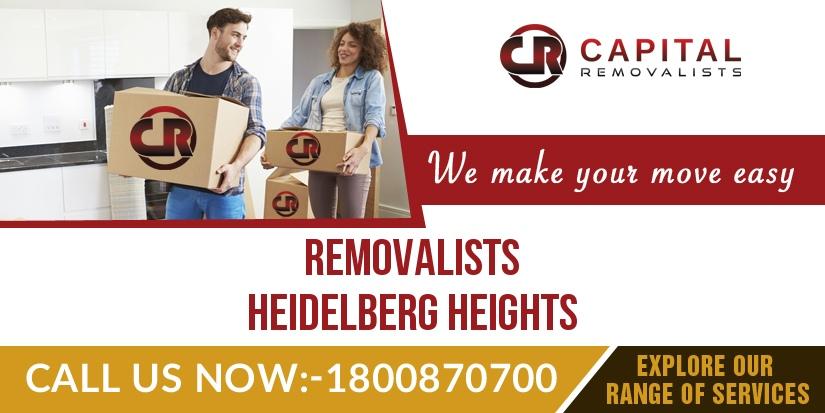 Removalists Heidelberg Heights