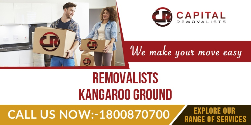 Removalists Kangaroo Ground