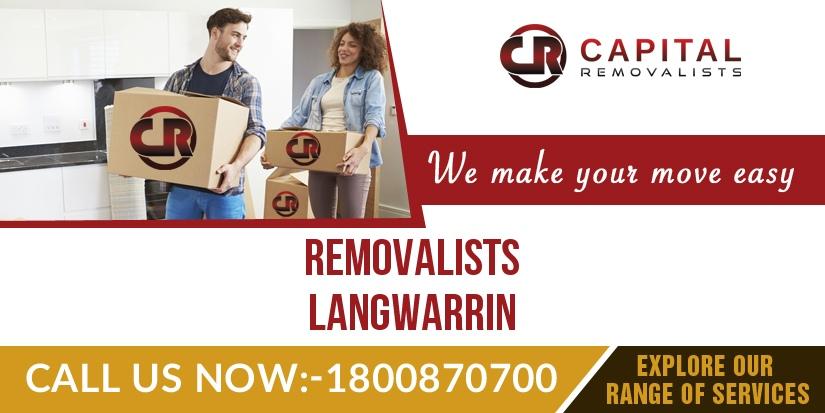 Removalists Langwarrin
