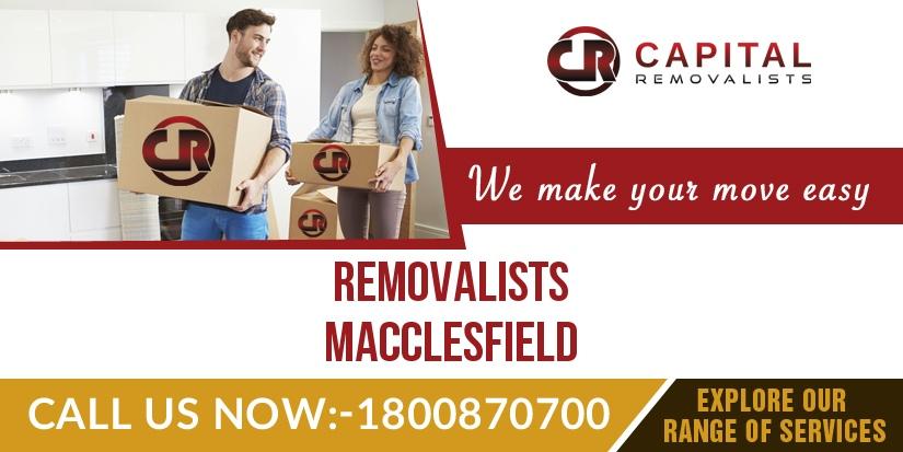 Removalists Macclesfield