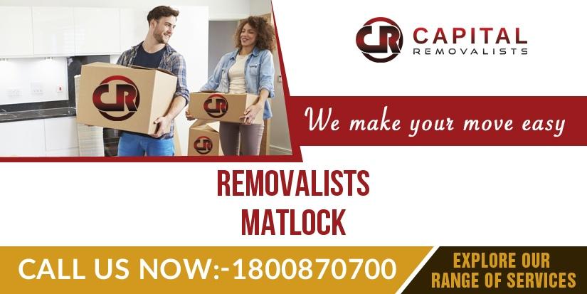Removalists Matlock
