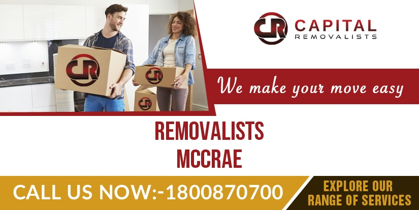 Removalists McCrae
