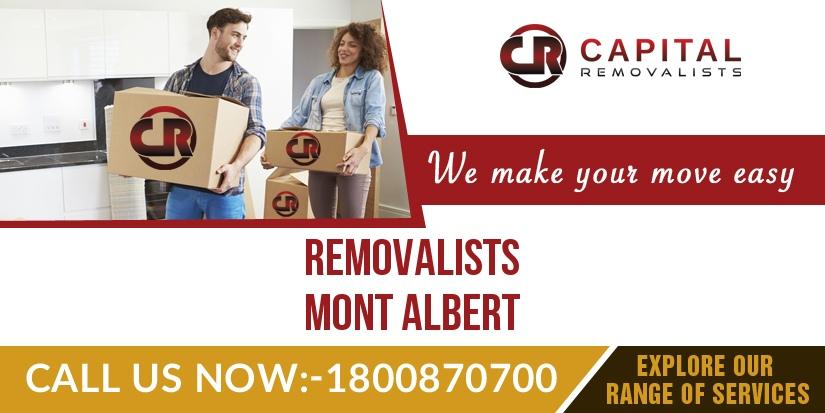 Removalists Mont Albert