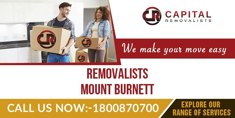 Removalists Mount Burnett