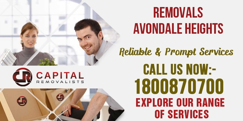 Removals Avondale Heights