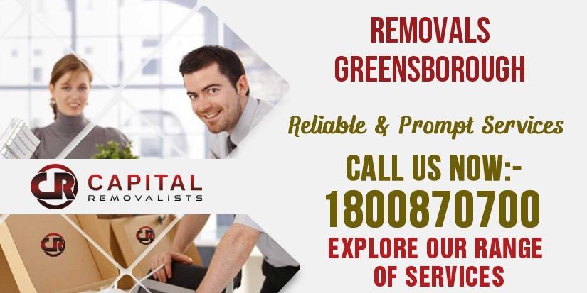 Removals Greensborough