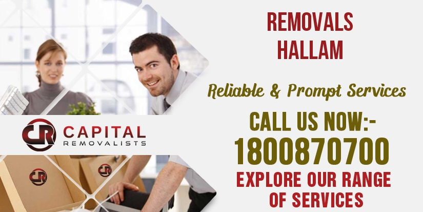 Removals Hallam
