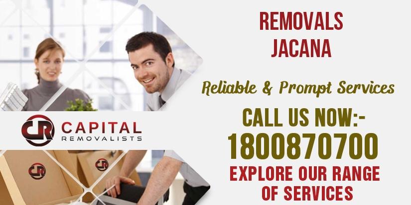 Removals Jacana