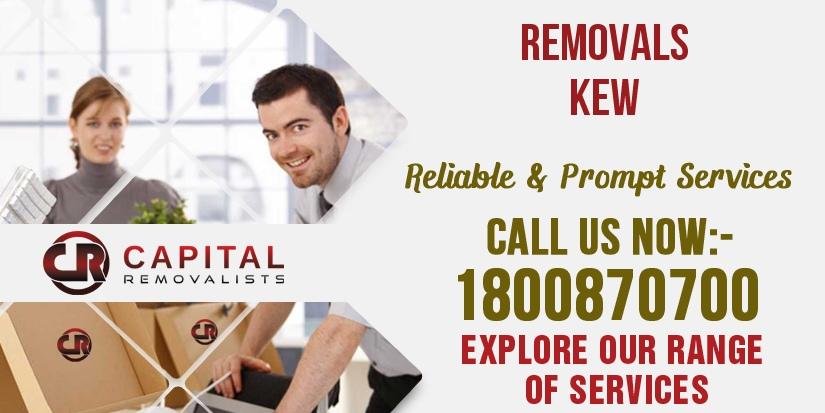 Removals Kew