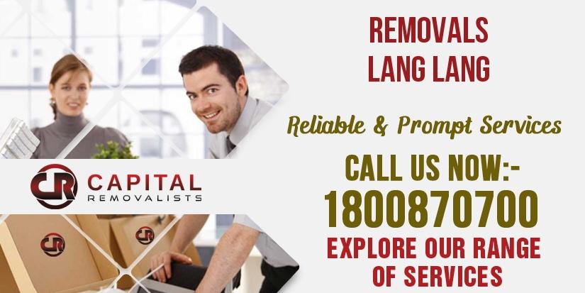 Removals Lang Lang
