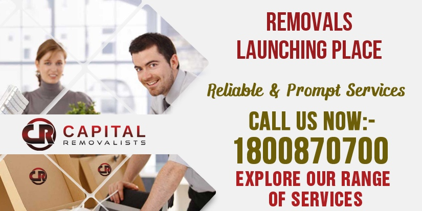 Removals Launching Place