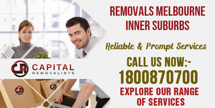 Removals Melbourne Inner Suburbs