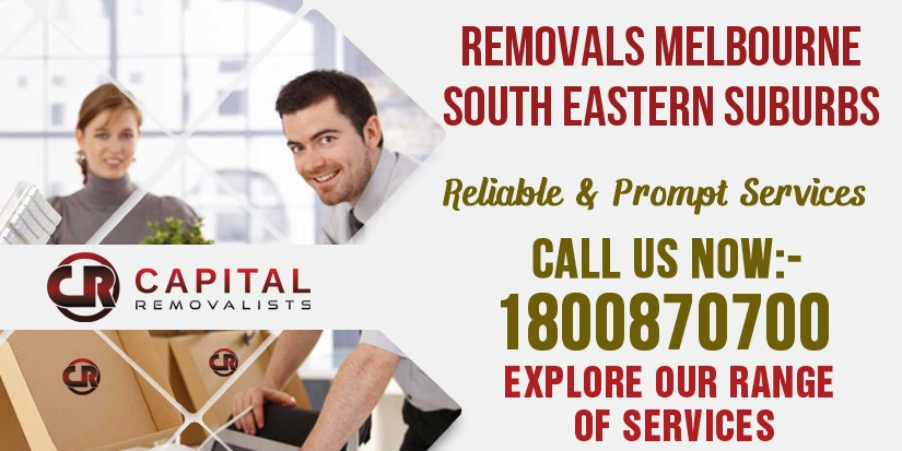 Removals Melbourne South Eastern Suburbs