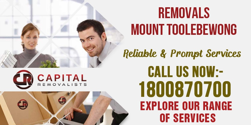 Removals Mount Toolebewong