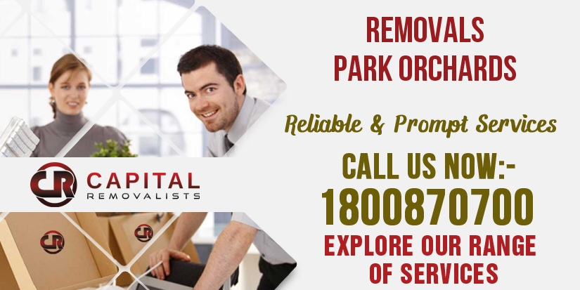Removals Park Orchards
