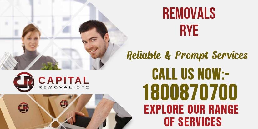 Removals Rye