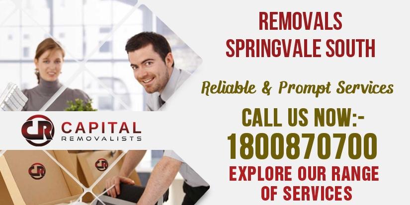 Removals Springvale South