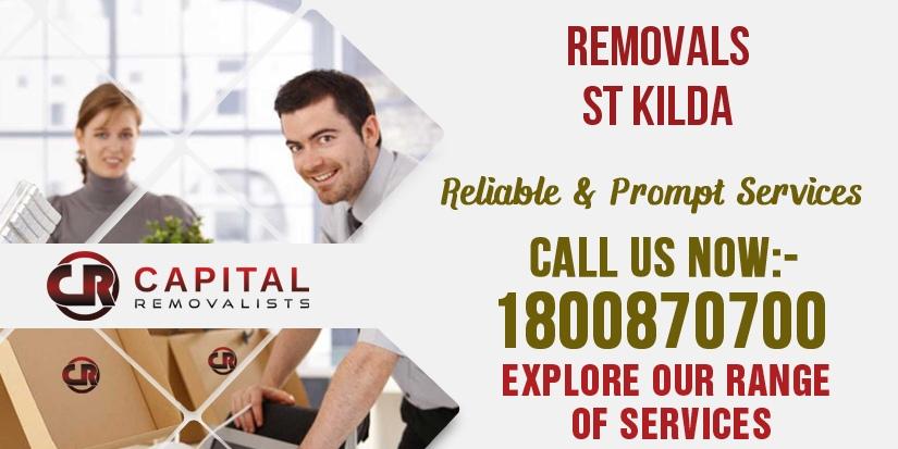 Removals St Kilda