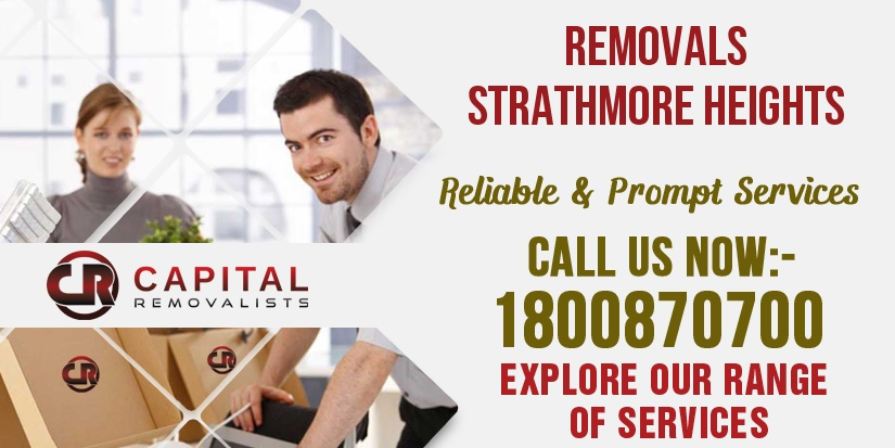 Removals Strathmore Heights
