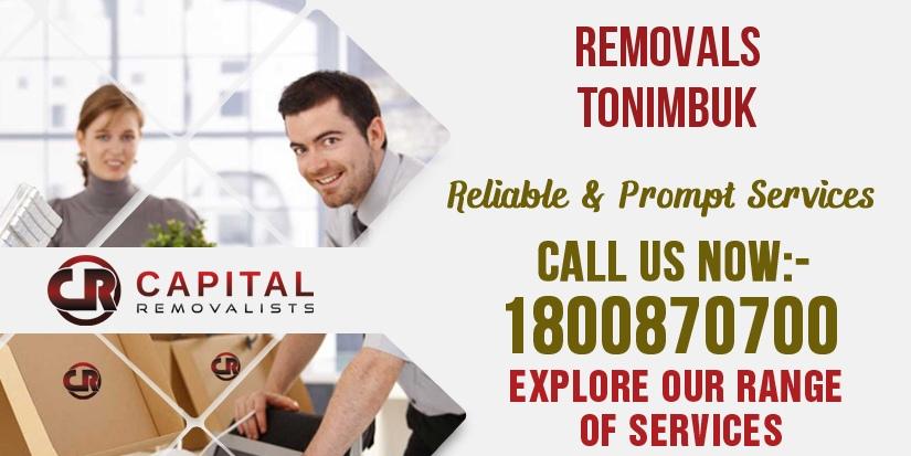 Removals Tonimbuk