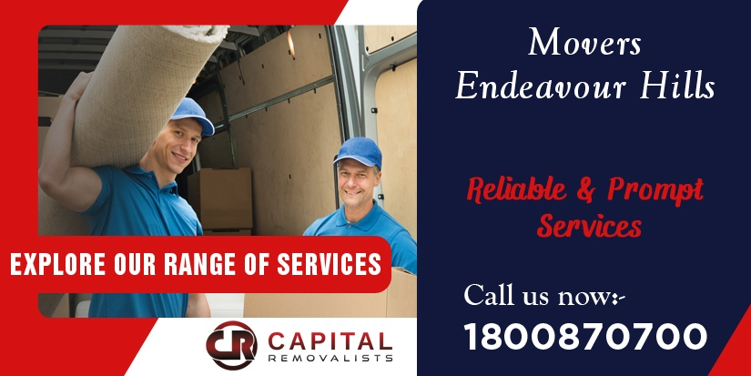 Movers Endeavour Hills