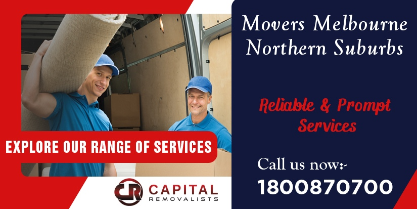 Movers Melbourne Northern Suburbs